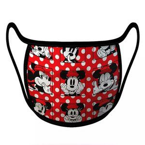 ❤️Disney Minnie Mouse Adult Large Face Mask